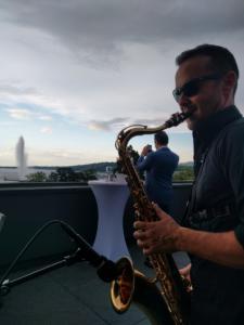 Groupe Jazz Soirée entreprise Genève suisse