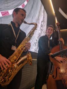 Groupe Jazz animation palexpo Genève (Soirée entreprise, événementiel)