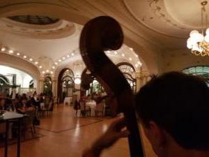 Groupe Jazz Soirée de gala Montreux Suisse