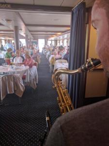 Groupe Jazz Sortie Bateau Versoix